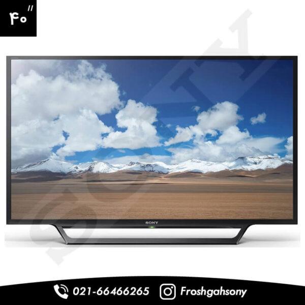 تلویزیون-40-اینچ-مدل-W650D-سونی