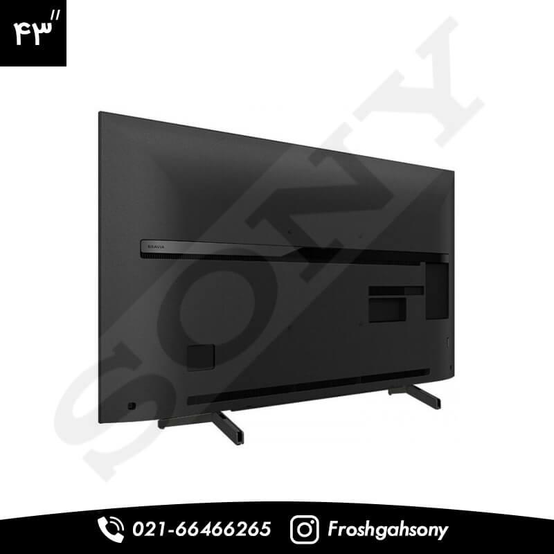 تلویزیون 43 اینچ 4K سونی مدل X8000G