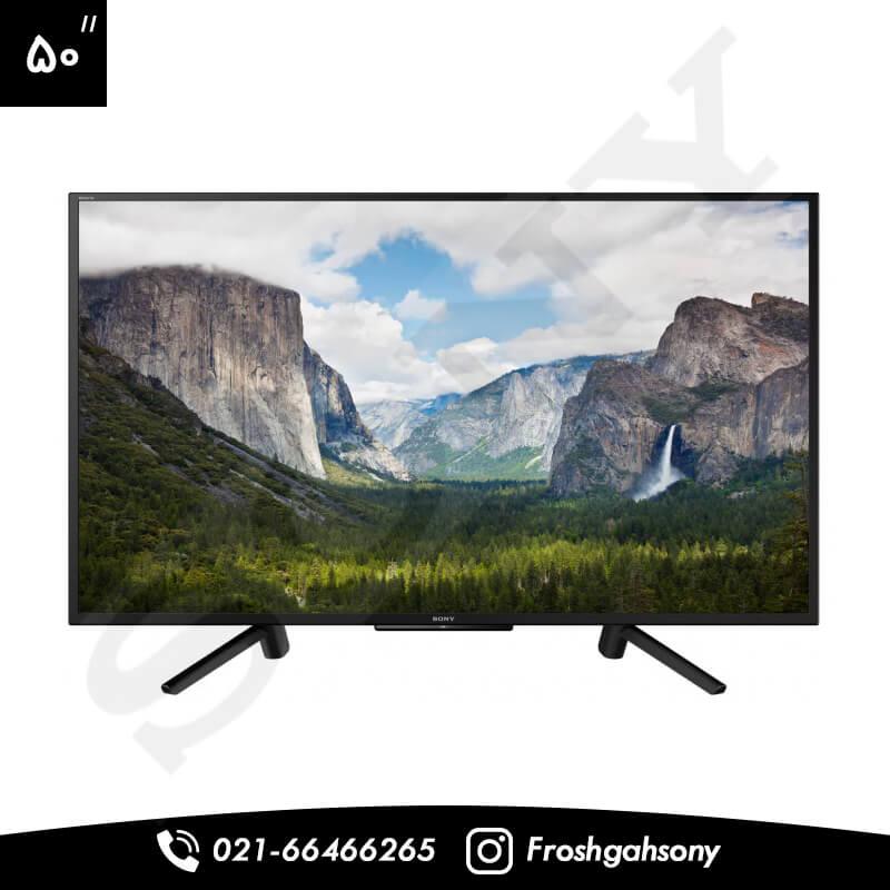 تلویزیون 50 اینچ Full HD سونی مدل w660f