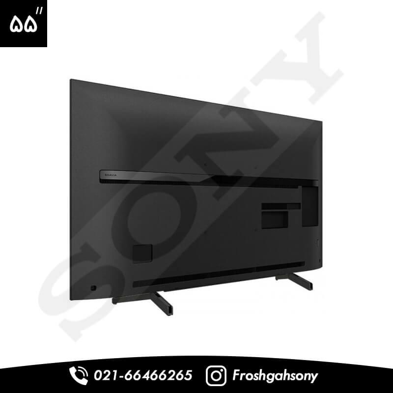 تلویزیون 55 اینچ 4K سونی مدل X8000G