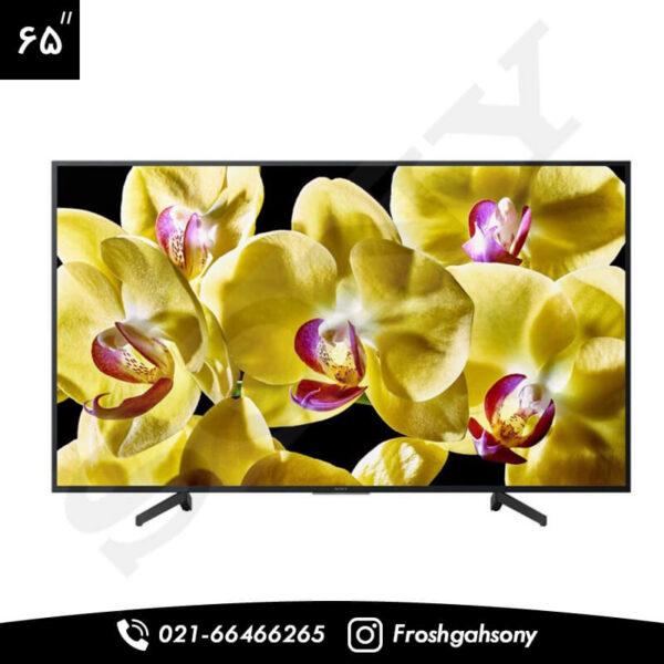 تلویزیون 65 اینچ 4k سونی مدل X8000G