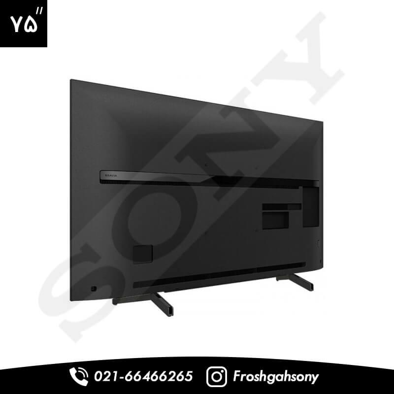 تلویزیون 75 اینچ 4K سونی مدل X8000G