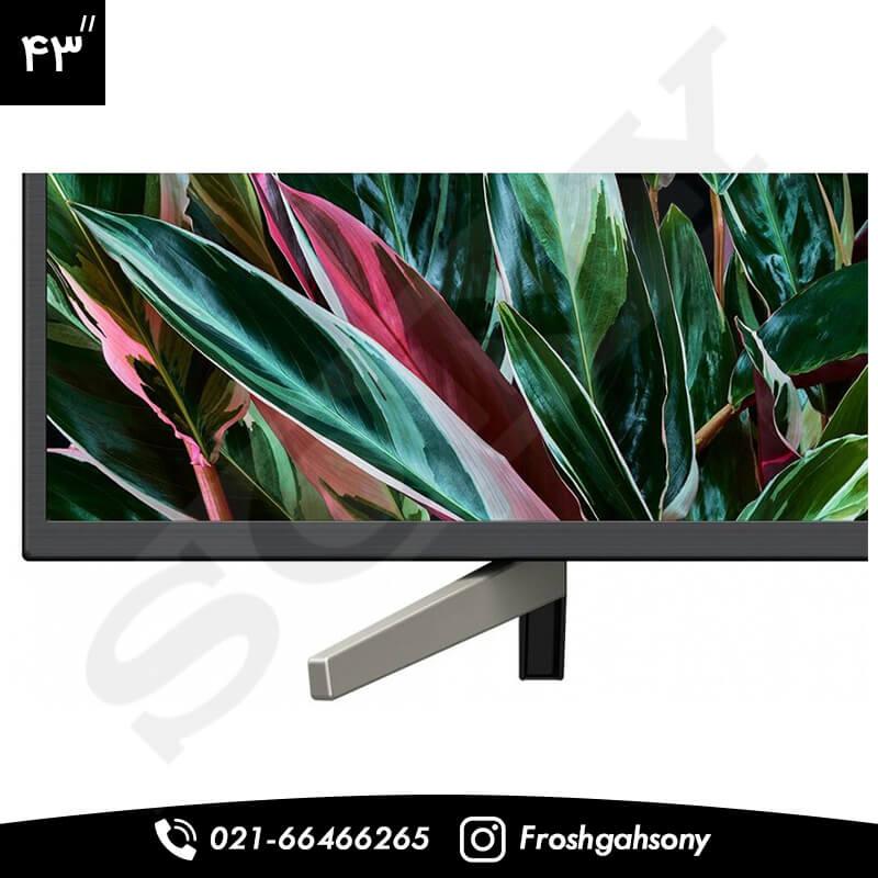 4K SONY TV W800G 43