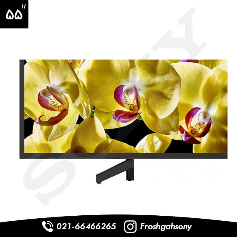 4K SONY TV X8000G 55