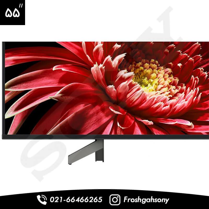 4K SONY TV X8500G 55