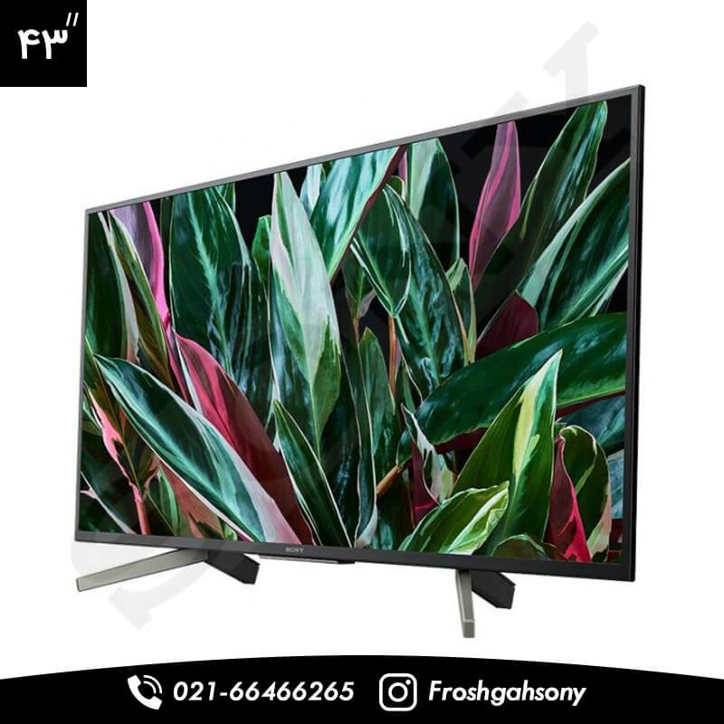SONY TV W800G 43