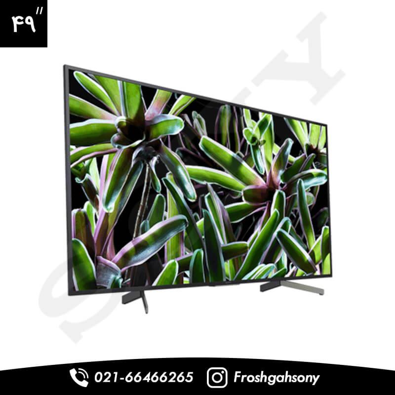 SONY TV X70 49