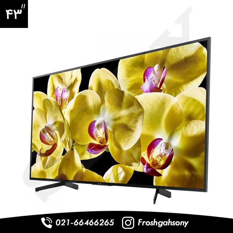 SONY TV X8000G 43