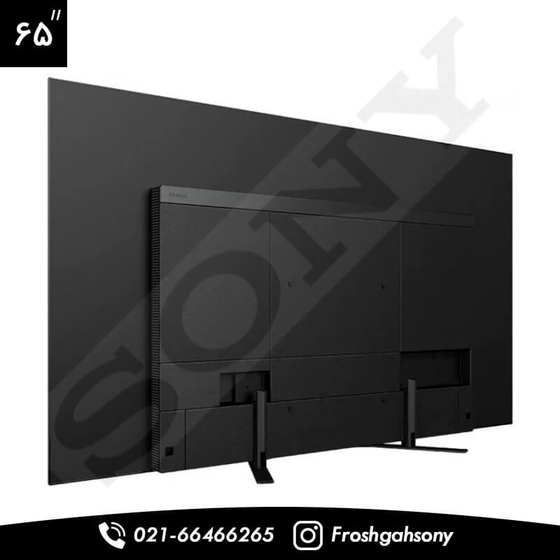 تلویزیون 55 اینچ 4K سونی مدل A8G