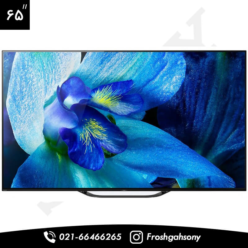 تلویزیون 55 اینچ Ultra HD سونی مدل A8G