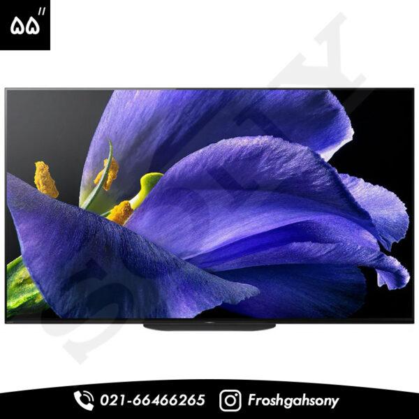 تلویزیون-55-اینچ-Ultra-HD-سونی-مدل-A9G-1