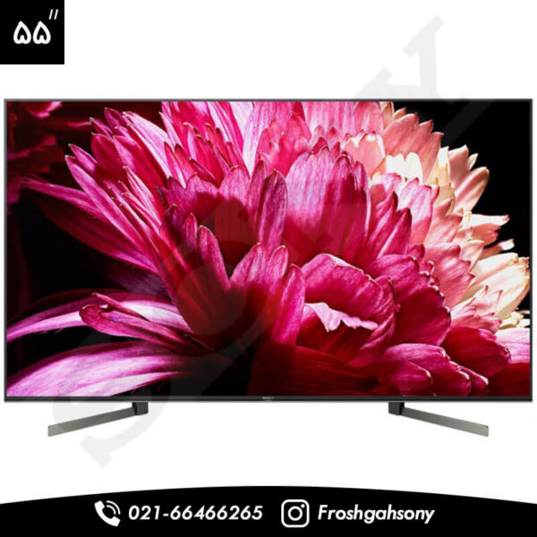 تلویزیون 55 اینچ ultra HD سونی مدل X9500G