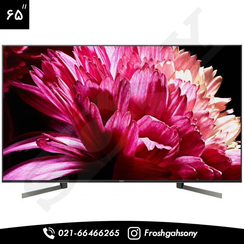 تلویزیون 65 اینچ ultra HD سونی مدل X9500G