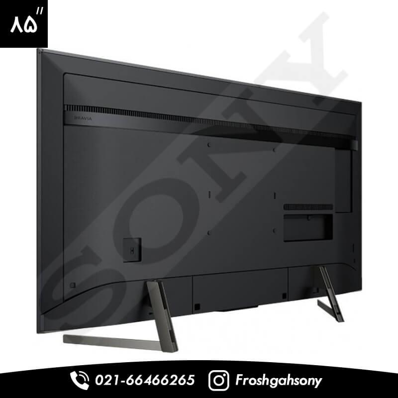 تلویزیون 85 اینچ 4K سونی مدل X9500G