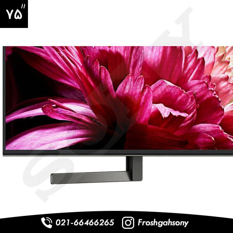 4K SONY TV X9500G 75