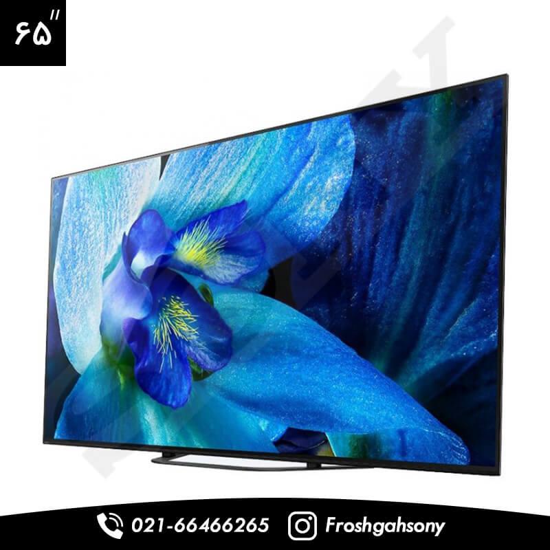 SONY TV A8G 55